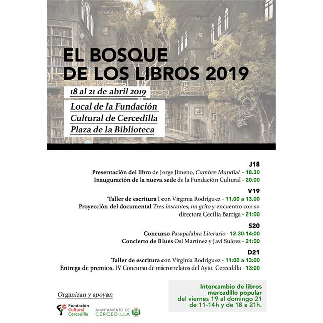 El Bosque de los Libros 2019.