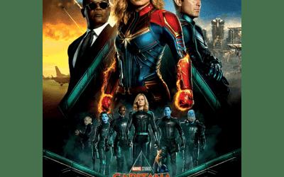 "Cine de verano: ""Capitana Marvel"""