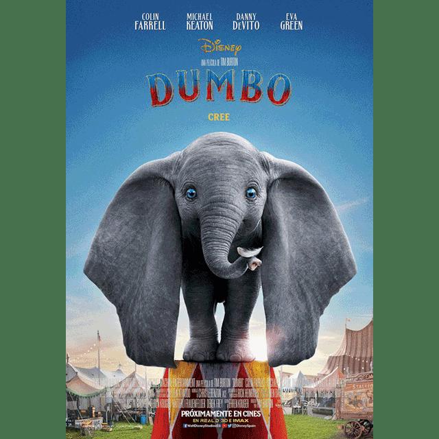 "Cine de verano: ""Dumbo"""