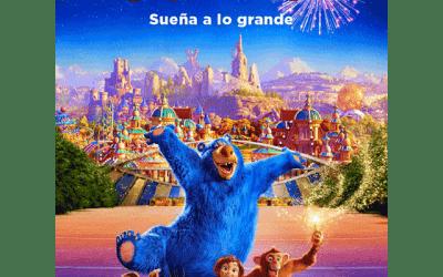 """Cine: """"El Parque Mágico"""""""