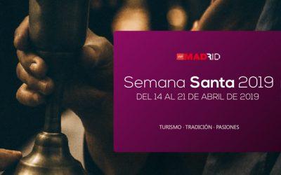 Semana Santa 2019 en Guadarrama, Miraflores y Moralzarzal.