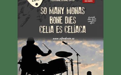 V Festival Stone Alpedrete. Tercer concierto de la fase previa.