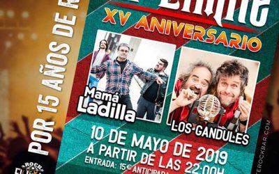 Mamá Ladilla + Los Gandules