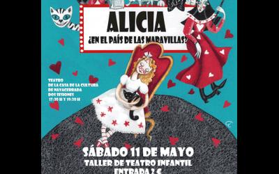 """""""Alicia, ¿en el País de las Maravillas?"""""""