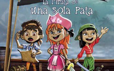 """La banda de Noa: """" La pirata de una sola pata"""""""