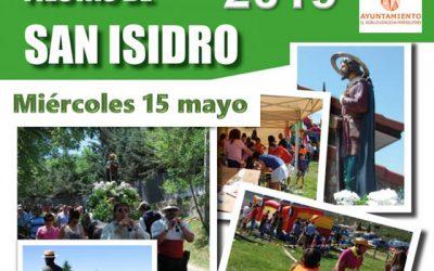 Fiestas de San Isidro 2019, en El Boalo.