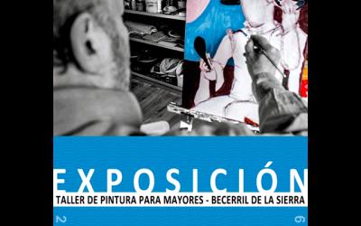 Exposición: Taller de Pintura para Mayores en Becerril de la Sierra.