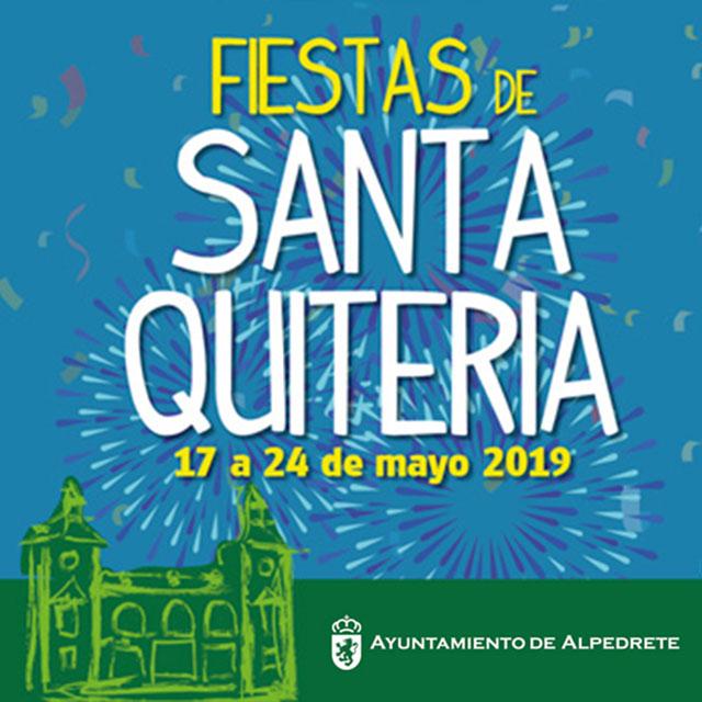 Fiestas de Santa Quiteria 2019.