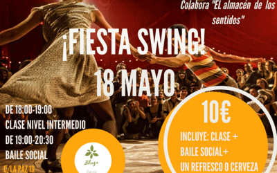 Swing en Manzanares El Real.