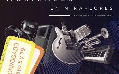 Encuentros Musicales en Miraflores.