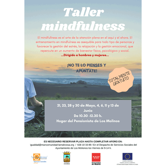 Taller de Mindfulness.