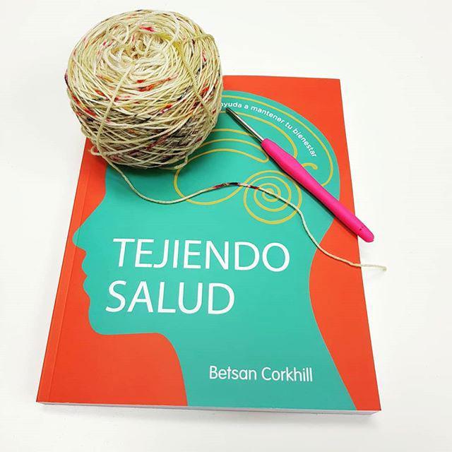 """Betsan Corkhill: """"Tejiendo Salud"""""""