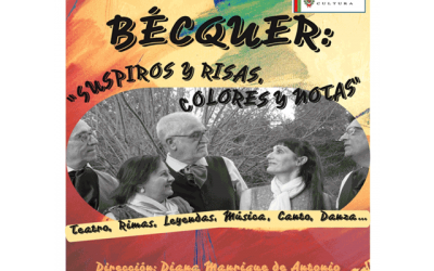 """""""Bécquer: Suspiros y risas, colores y notas"""""""