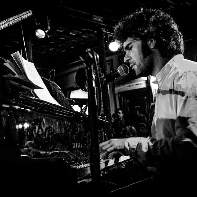 Suena Jazz (2021): Iván Sangüesa