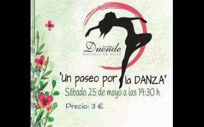 "Festival de Primavera 2019: ""Un paseo por la danza"""