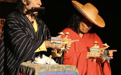 """Saltimbanqui: """"Cuentos de México"""""""