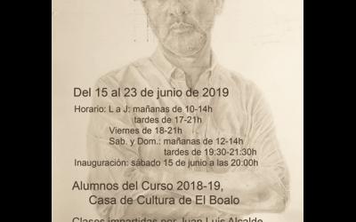 Exposición: Taller de Dibujo y Pintura de BOCEMA.