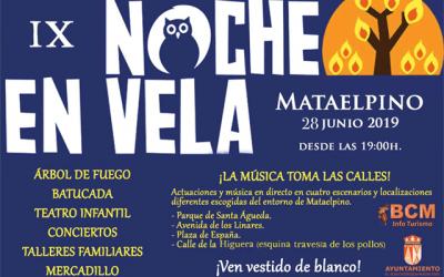 IX Noche en Vela de Mataelpino (2019)