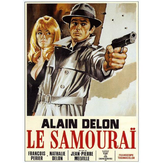 """Cine: """"El silencio de un hombre"""" (""""El Samurai"""")."""