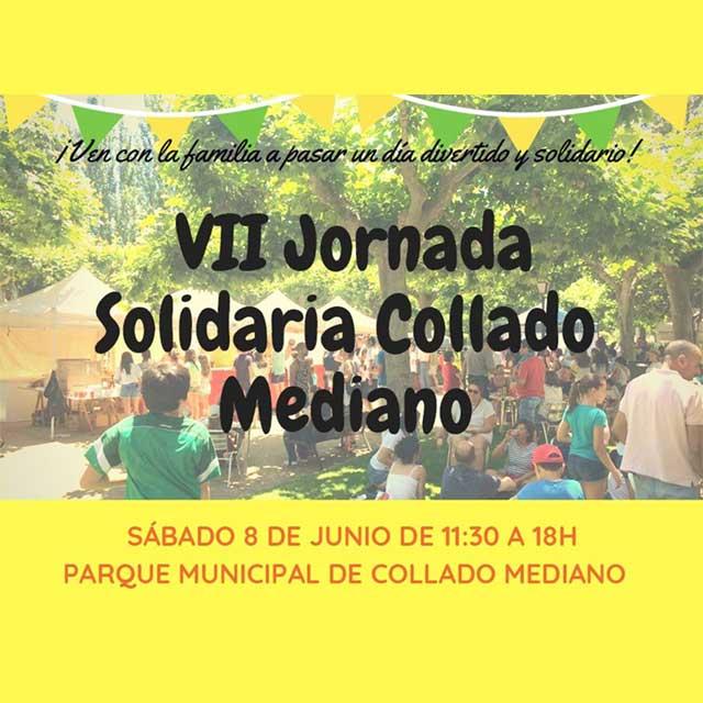 VII Jornada Solidaria de Collado Mediano.