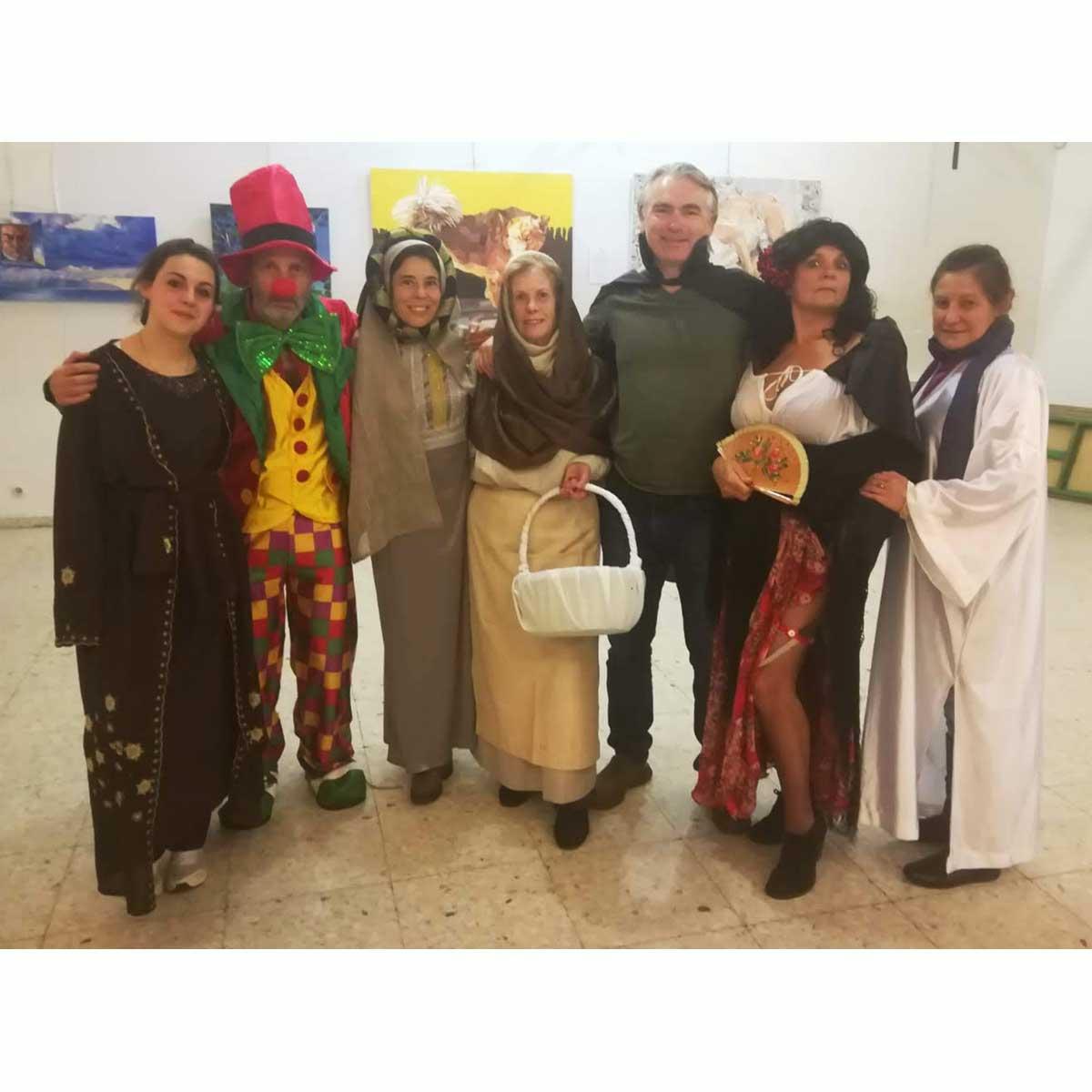 Compañía Candilejas (Manzanares El Real)