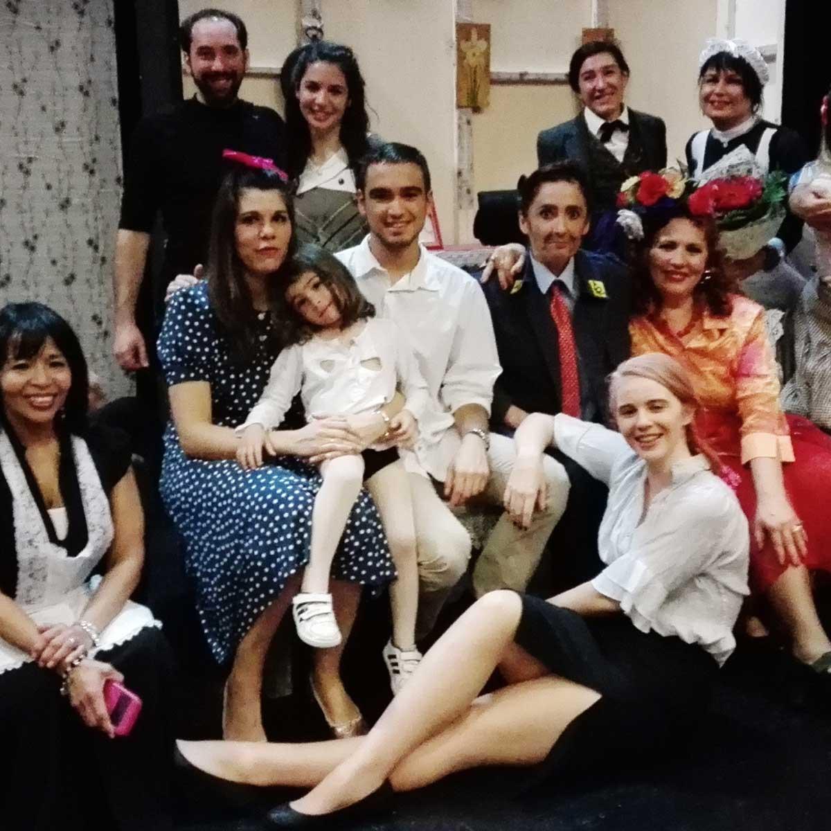 Grupo de Teatro Yoker (Moralzarzal)