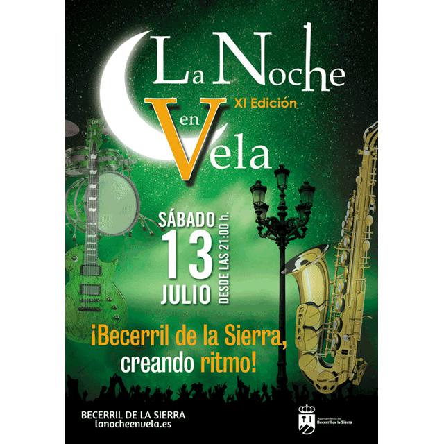 XI Noche en Vela de Becerril de la Sierra (2019)