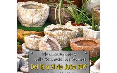 Feria de Artesanía 2019 en Los Molinos.