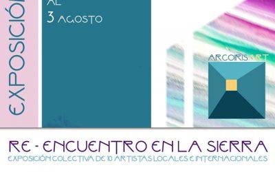"""Exposición: """"Re-Encuentros en la Sierra"""""""