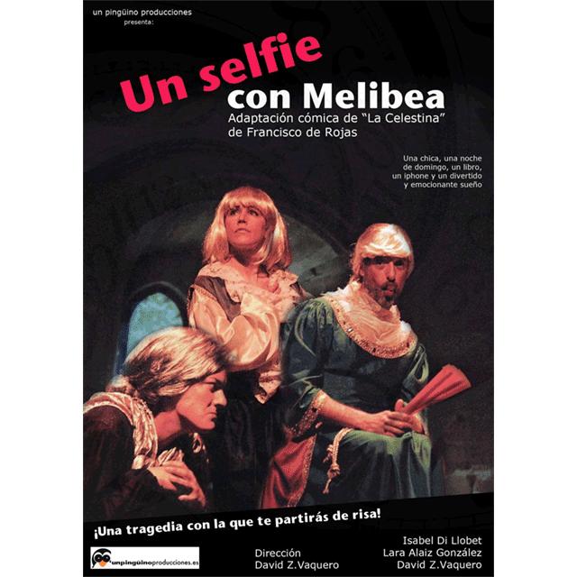 """""""Un selfie con Melibea"""""""