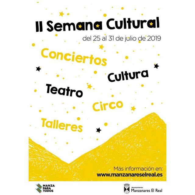 Semana Cultural de Manzanares El Real (2019)
