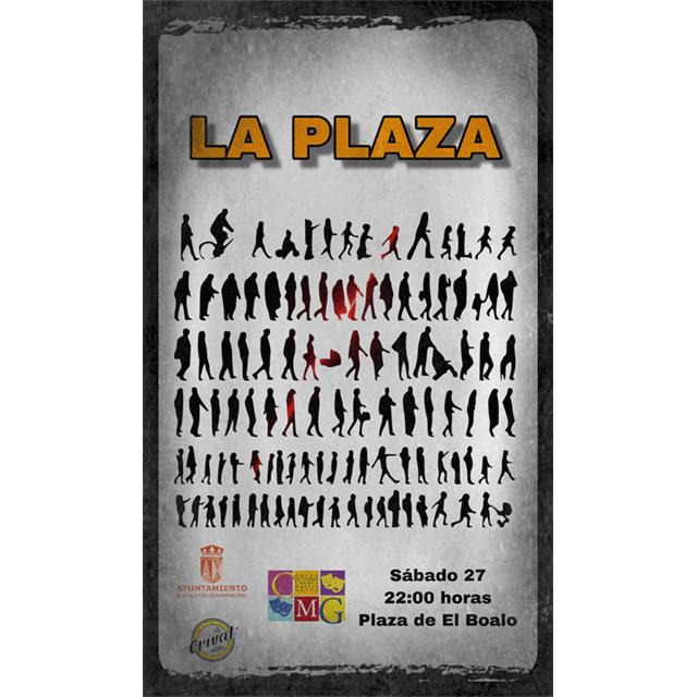 """""""La Plaza"""""""