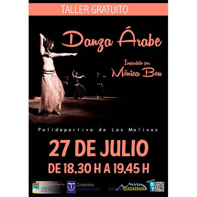 Taller: Danza Árabe