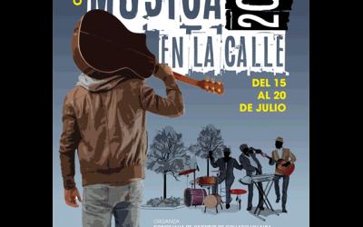 Música en la Calle 2019