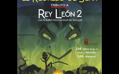 """""""El regreso de Scar"""". Tributo a ReyLeón2."""