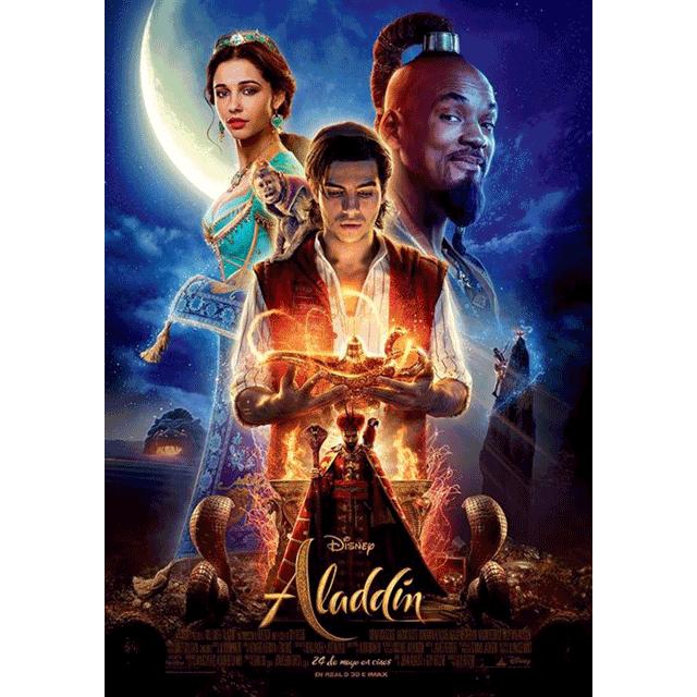 "Cine de verano: ""Aladdin"""