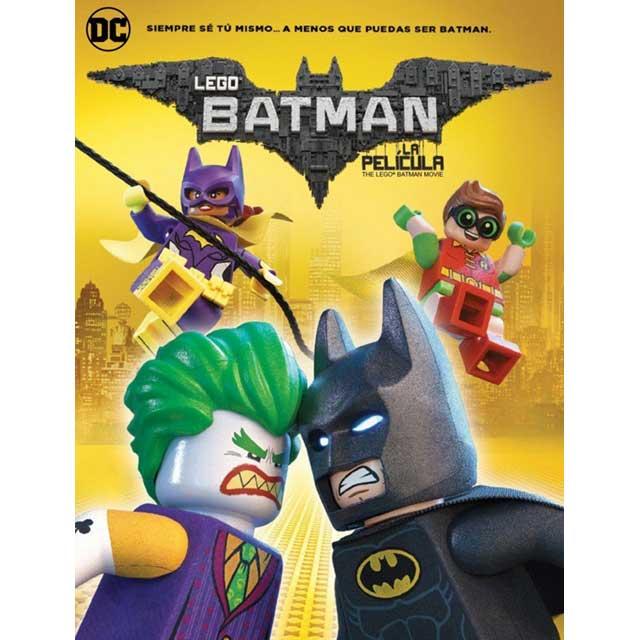 """Cine de verano: """"Batman. La Lego película"""""""