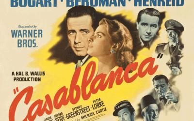 """Cine de verano: """"Casablanca"""""""