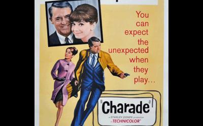 """Cine de verano: """"Charada"""""""
