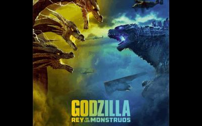 """Cine de verano: """"Godzilla, Rey de los Monstruos"""""""
