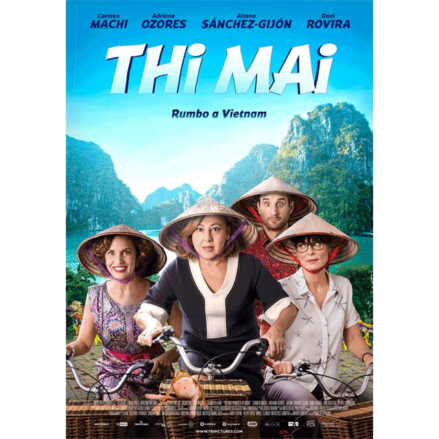 "Cine de verano: ""Thi Mai. Rumbo Vietnam"""