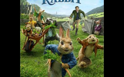 """Cine de verano: """"Peter Rabbit"""""""