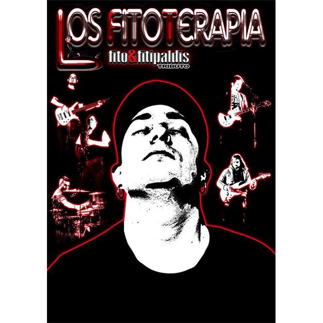 Los Fitoterapia. Tributo a Fito & Fitipaldis.