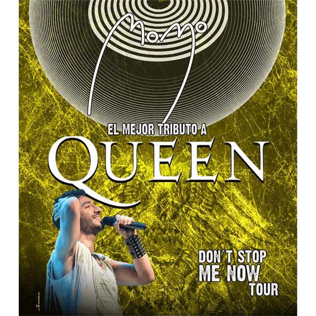 Momo: Tributo a Queen.