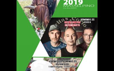 Fiestas de Matelpino 2019