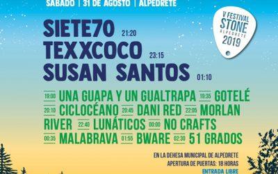 V Festival Stone Alpedrete (2019)