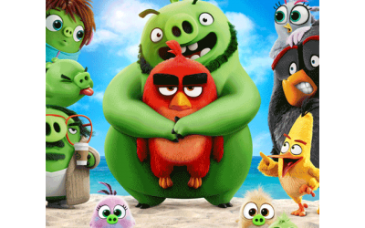 """Cine de verano: """"Angry Birds 2"""""""