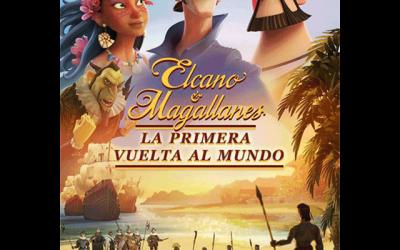 """Cine de verano: """"Elcano y Magallanes: La primera vuelta al mundo"""""""