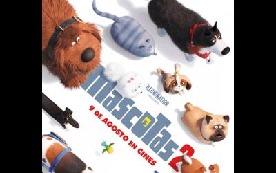 """Cine de verano: """"Mascotas 2"""""""