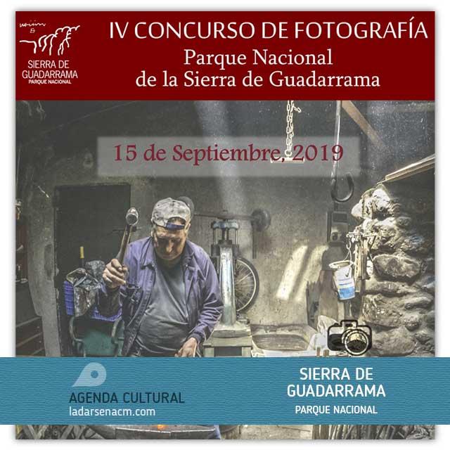 Entrega de Premios. IV Concurso de Fotografía Parque Nacional Sierra de Guadarrama.